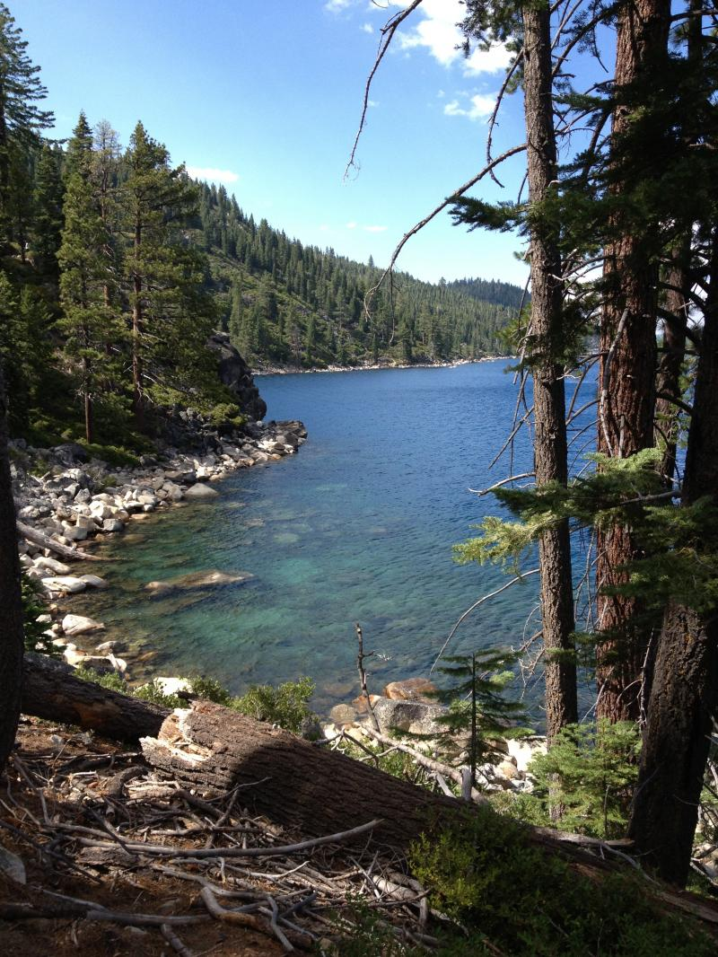 Sites along the Rubicon Trail