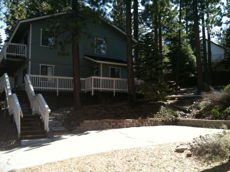 Lake Tahoe Vacation Rental Exterior - summer